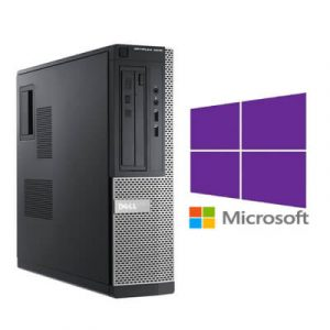 Calculatoare Refurbished Dell Optiplex 3010 DT i5-3470 3.2GHz/8GB DDR3/250GB/Windows 10 Pro