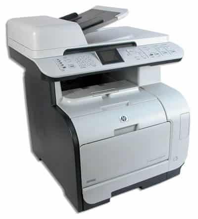 Multifunctionale second hand color HP LaserJet CM2320nf MFP