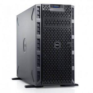 Server second hand Dell PowerEdge T320 Intel Xeon E5-2407 2.20GHz/12GB DDR3/3x300GB SAS, raid controller