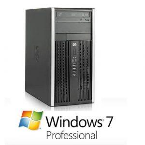 Calculator cu licenta HP Compaq 6005 Pro, Athlon II X2 215, 4GB, 160GB+Windows 7 Pro