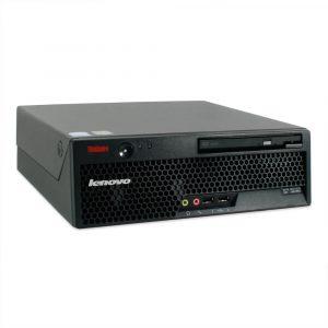Calculatoare second hand Lenovo ThinkCentre M57P Core2Duo E6550 2.33GHz 2GB 160GB