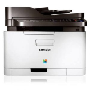 Multifunctionala second hand laser Samsung CLX-3305fw, color, wireless, 19ppm