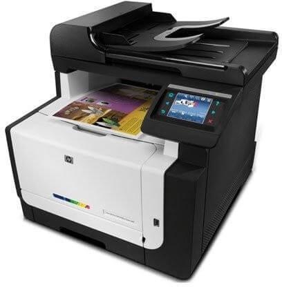 Multifunctionale laser color HP Laserjet Pro CM1415fn