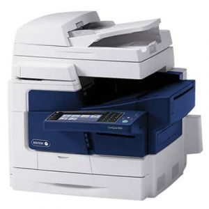 Multifunctionala second hand cu cerneala solida Xerox ColorQube 8900, color, duplex, retea, 44ppm