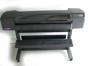Plotter A0 second hand HP DesignJet 800