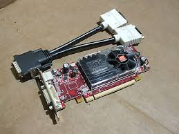 Placa video low profile Ati Radeon HD 2400XT 256MB
