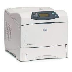 Imprimante second hand HP Laserjet 4350DN retea, duplex automat