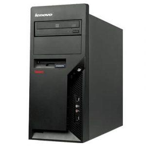Calculatoare Lenovo ThinkCentre M58 Tower Core 2 Quad Q6600 2.4GHz, 4GB ddr3, 250GB, DVD-rw