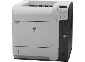 Imprimante second hand HP LaserJet Enterprise 600 M602n, 50ppm