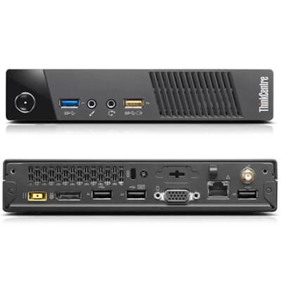 Mini PC Thin Client Lenovo ThinkCentre M73 Core i5-4570T 3.6GHz, 6GB ddr3, 250GB