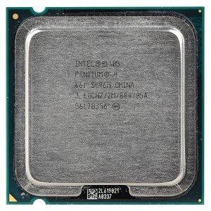 Procesor Intel Pentium 4 3600MHhz